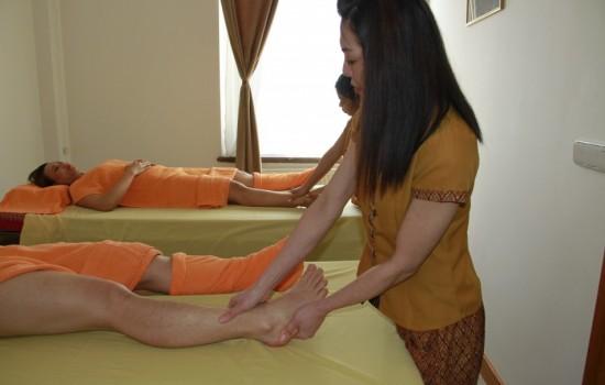 Nejlepší klasická thajská masáž na Praze 1